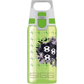 Sigg Viva Kids One Drikkeflaske 500 ml Børn, grøn/sort